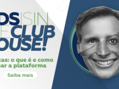 MDS is in the Clubhouse! Já conhece o app do momento?